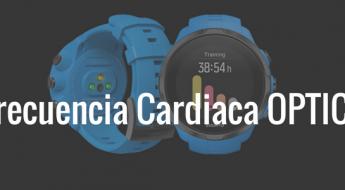 frecuencia cardiaca optica